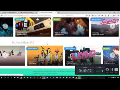 Como instalar o novo unity 3d, como registrar e usar