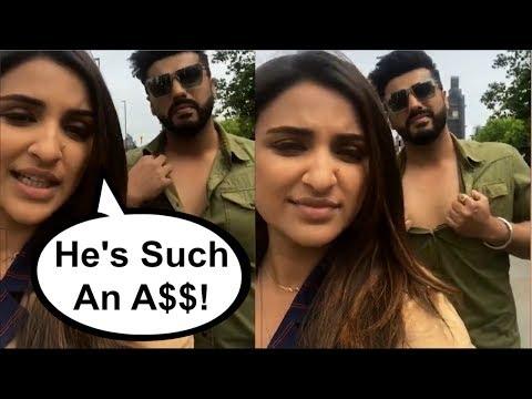Arjun Kapoor & Parineeti Chopra TROLL Each Other On Instagram