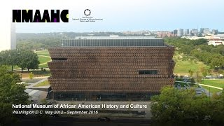 Official National Museum of African American History & Culture Construction Time-Lapse