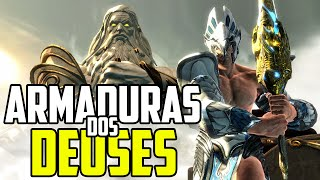 GOD OF WAR ASCENSION - TODAS AS ROUPAS!