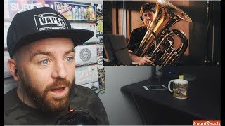 Between the Buried and Me Extremophile Elite LIVE REACTION