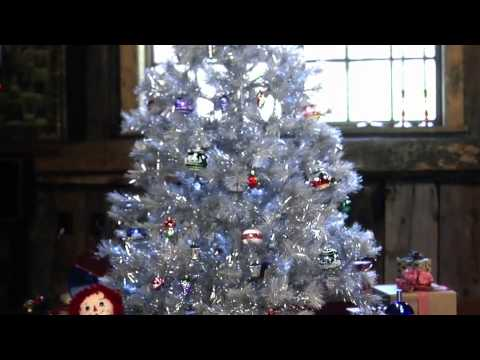 Tinsel tree youtube