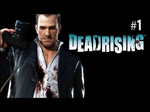 Twitch Livestream | Dead Rising Part 1 [Xbox One]
