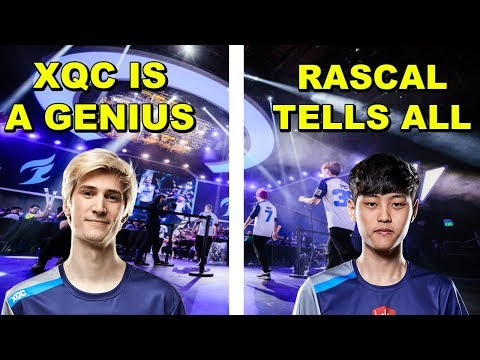 XQC Gives GENIUS Insight on Why Dallas Fuels Trash! Rascal FINALLY Speaks For the FIRST TIME!