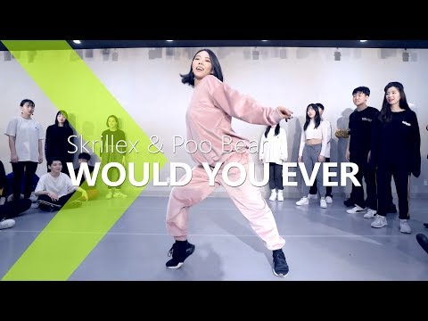 Skrillex & Poo Bear - Would You Ever / HAZEL Choreography .
