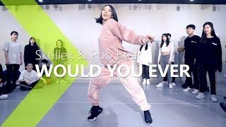 Skrillex & Poo Bear - Would You Ever / HAZEL Choreography . Video