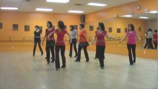 Sunday Morning - Line Dance (Dance & Teach in English & 中文)
