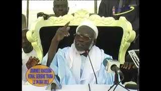 Visite Serigne Mountakha Bassirou journee khassida Dakar 04 mai 2013