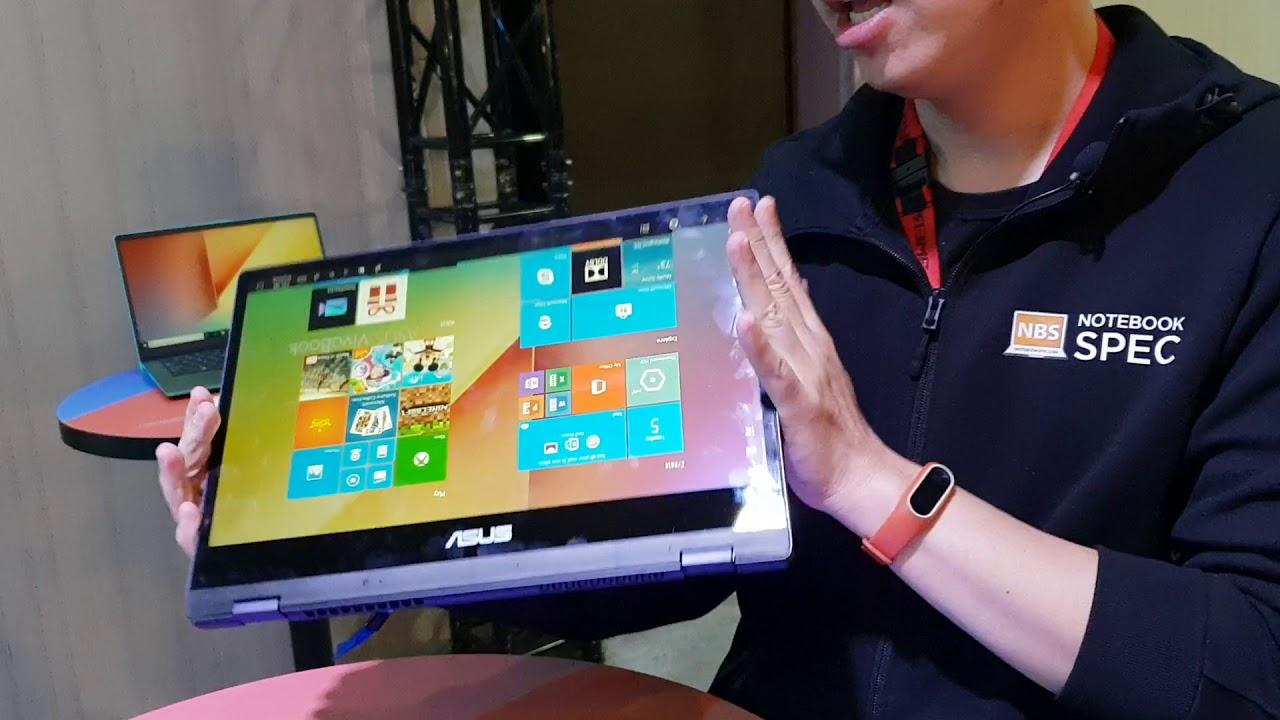Preview - ASUS VivoBook S13 S14 S15 รุ่นใหม่ โน้ตบุ๊คสีสวย ดีไซน์ล้ำ สเปคได้