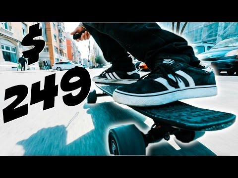 New Electric Penny Skateboard - Lou Board