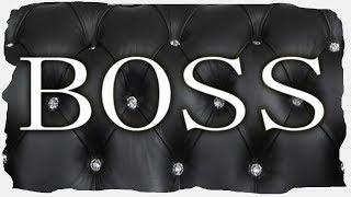 BOSS - Doubletime Gangsta Rap Kollegah Style Beat | Trap Sample Pack Hip Hop Instr (Aries Beats Mix)