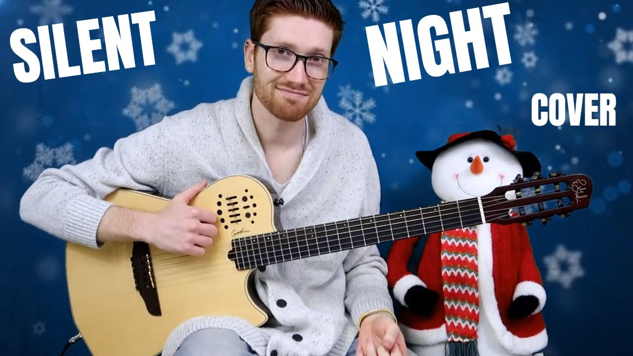 Silent Night | Solo Guitar Cover