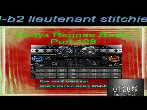 Andys Reggae Radio-Part 128