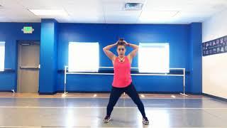 """I Like It"" - Cardi B, Bad Bunny & J Balvin (HIP-HOP/Dance Fitness Routine) Video"
