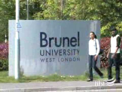 how to get to brunel university