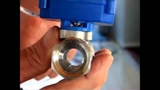 Dansk Vandalarm - Aqua alarm med automatisk vandstop
