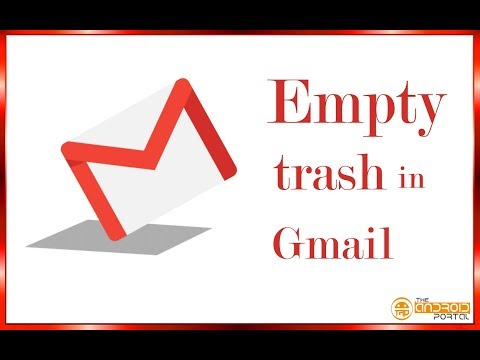 How To Empty Trash in Gmail Account
