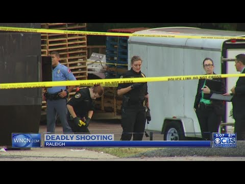 Raleigh police investigate deadly shooting