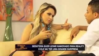 Teste de Fidelidade: DJ fala para Ester que namorada 'não manda em nada' (2)