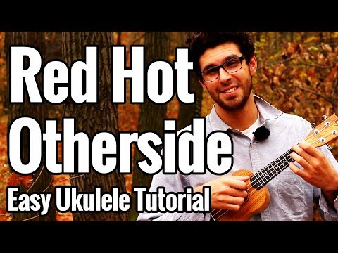 Red Hot Chili Peppers - Otherside - Ukulele Tutorial - Tabs / Strumming