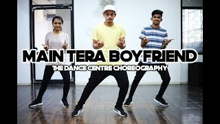 Main Tera Boyfriend | Raabta | The Dance Centre Choreography