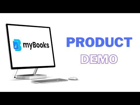 myBooks Product Demo