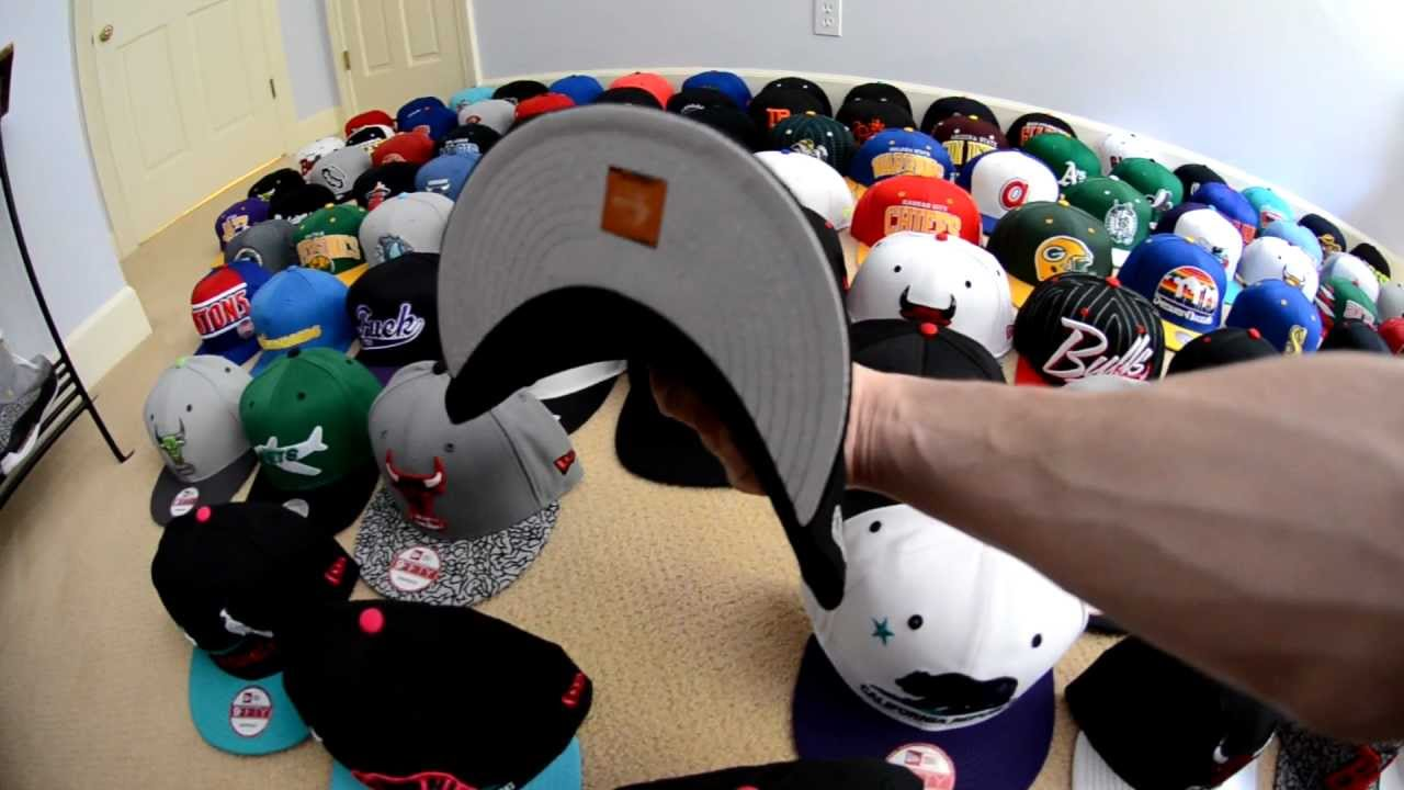 1716fbd87 Updated Snapback Collection 104 Snapbacks - 9/3/11