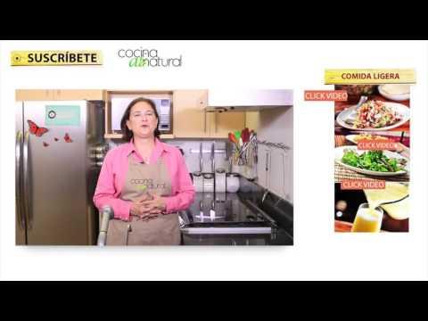 Recetas fáciles para comer ligero - Cocina para la dieta