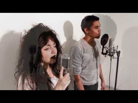 Let it be - The Beatles - Cover by Julie Fabregas & Roger Voz