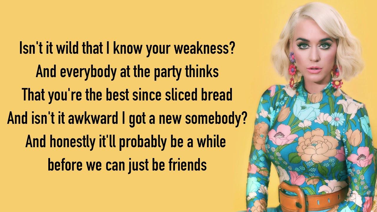 Katy Perry  Small Talk Full HD lyrics  YouTube