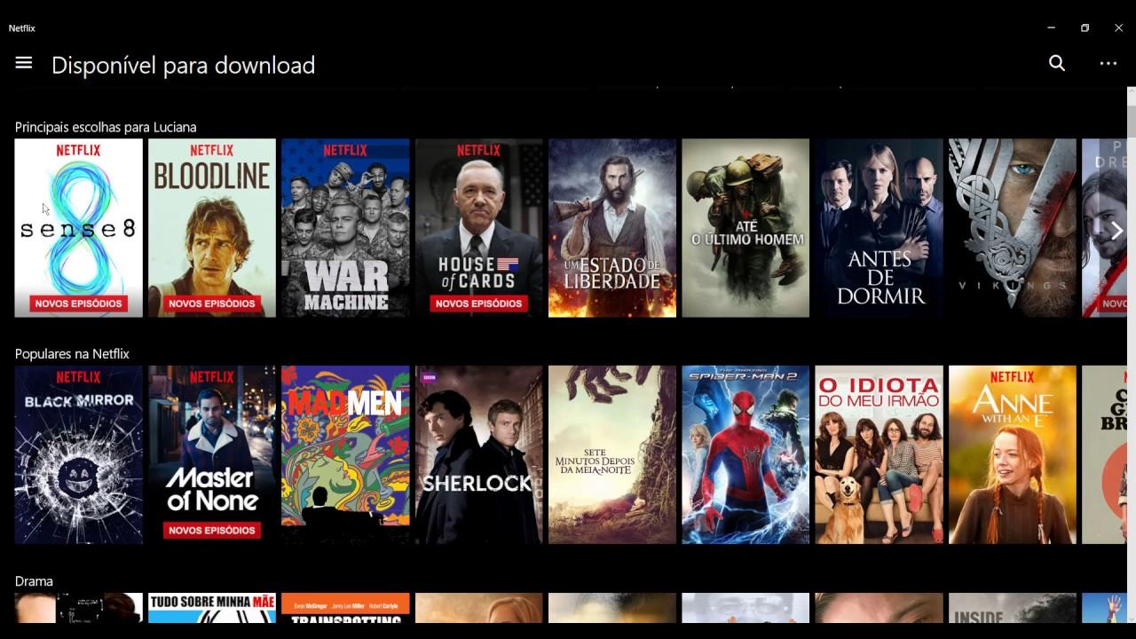 Netflix Offline Windows 7