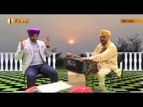 Yadaan Desh Punjab Diyan   Amritpal Singh Ambi Dhanda   Akaal Channel Sky 843   Chamk Chamkila