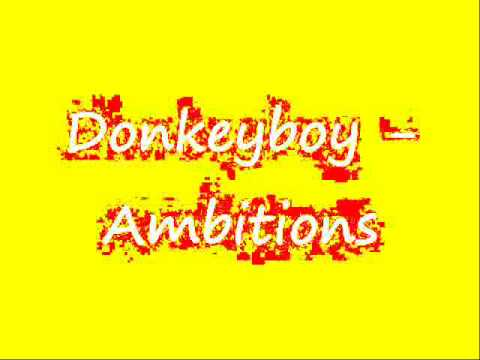 donkeyboy ambitions fast! mp3