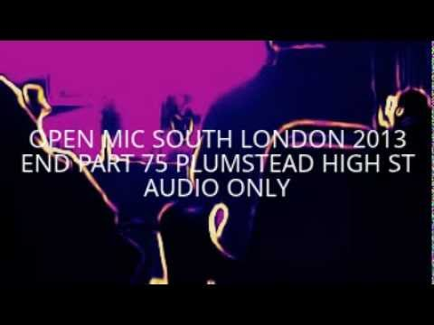 South London Youth Open Mic Audio Ending of Event hosted by CMFI Plumstead