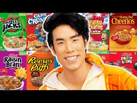 Eugene Ranks The Most Popular Cereals