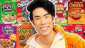 Eugene Ranks The Most Popular Cereals