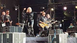 Let's Rock North East   Kim Wilde   Kids in America