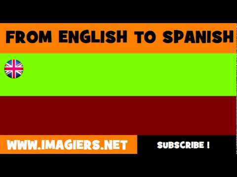 FROM ENGLISH TO SPANISH = Greater Antilles