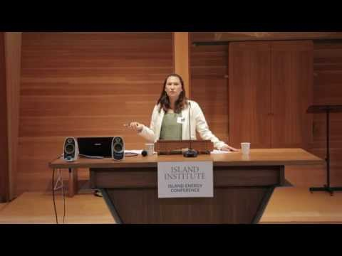 Island Energy Conference 2015: AlexAnna Salmon