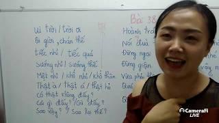 Học tiếng Việt Với Pajai #38  ຄຳອຸທານ