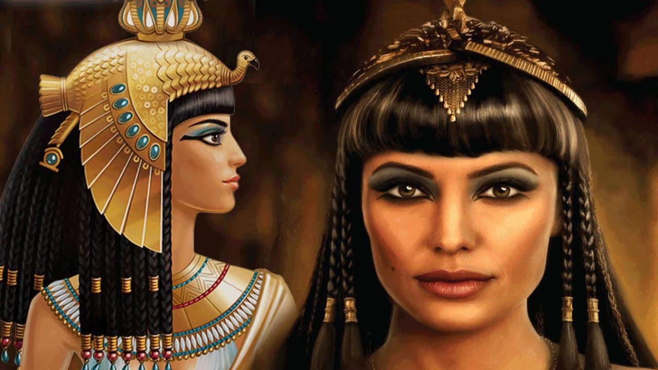 كليوباترا أخر ملكات الفراعنة التى سحرت الملوك Youtube