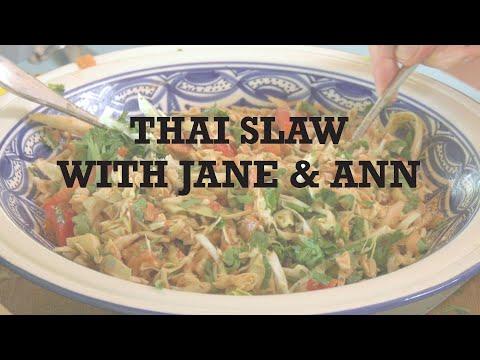 Thai Slaw
