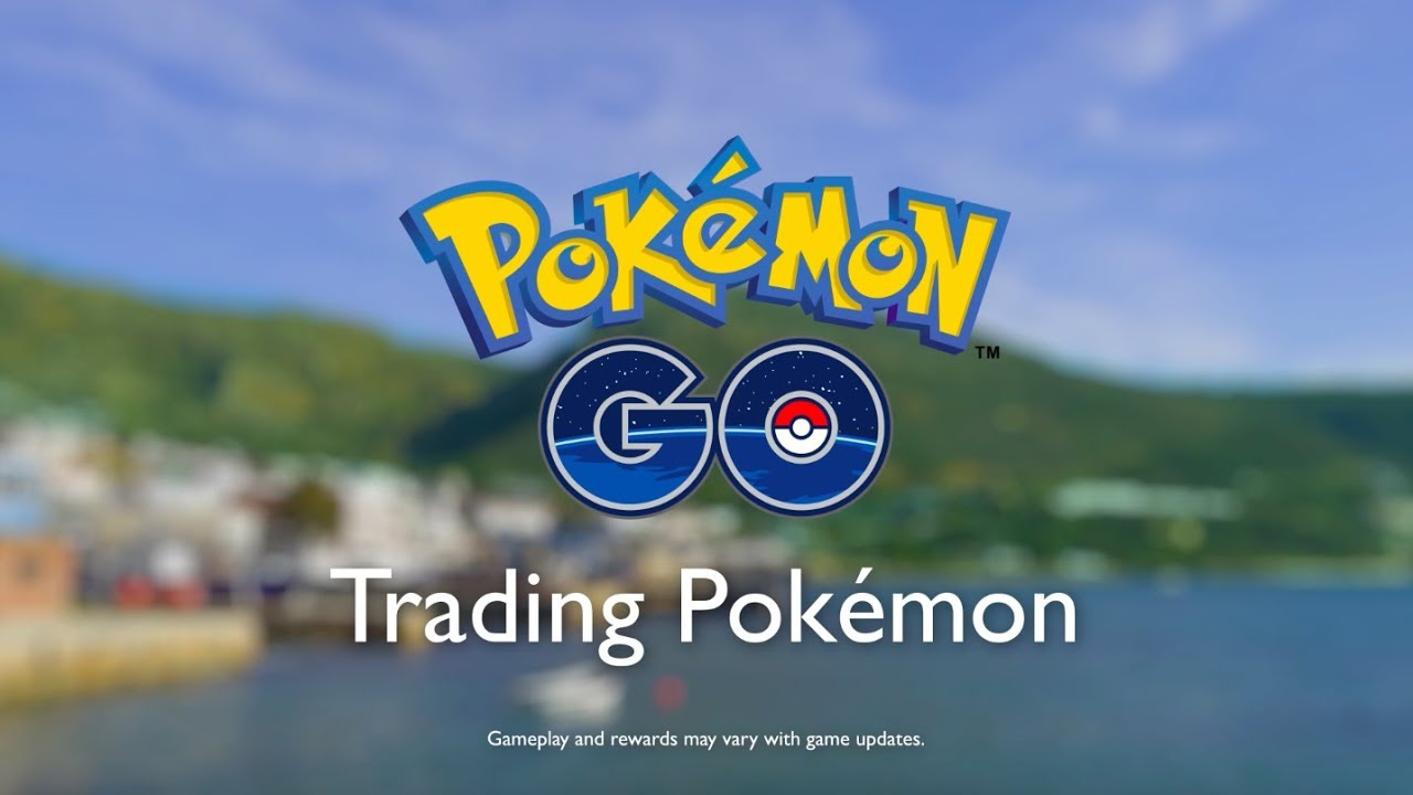 How to trade with your friends in Pokémon Go