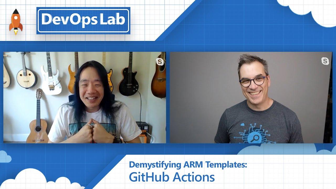 ARM Series: GitHub Actions