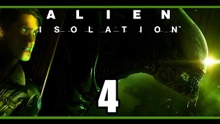 Alien: Isolation | FACE TO FACE! | (Part 4) PC Gameplay Ultra, Walkthrough w/ facecam