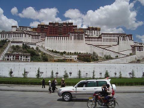 Voyage sur le toit du monde : Tibet - Népal  (1e partie : de Pékin à Lhassa)