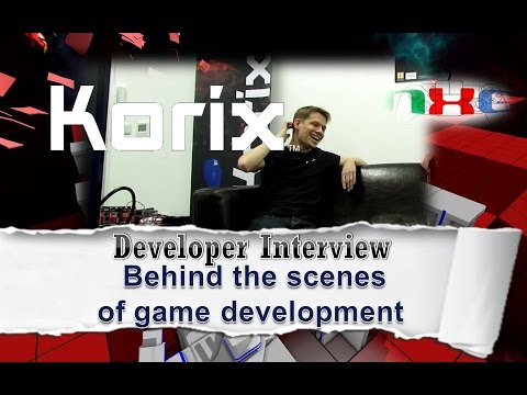 Developer Interview: Korix interview with VR developer