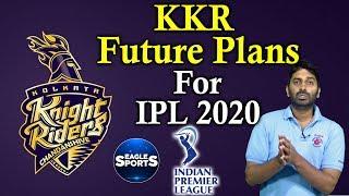 KKR Future Plans For IPL 2020 || Sports Updates || Cricket Analysis || Eagle Sports