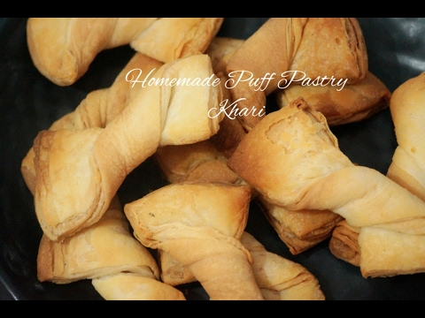 Puff Pastry Dough Recipe In Convention Microwave How To Make Puff Pastry Dough At Home