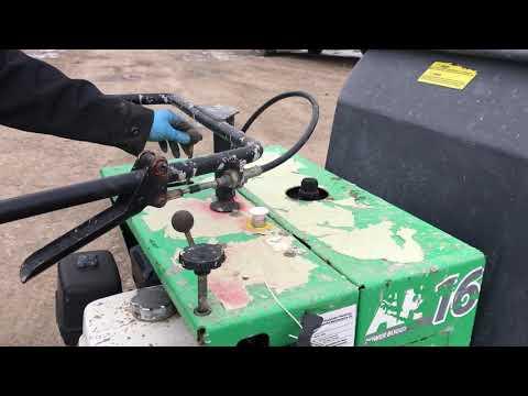 2013 Allen AR16 Self-Propelled Concrete Buggy